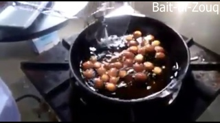 How to Make Gulab Jamen Sweet for Party by Bait ul Zouq Delicious (+92 302 5164709, +92 335 4619771)