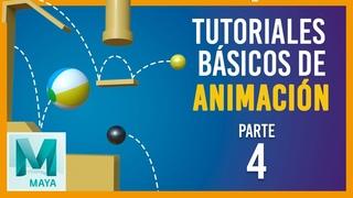 Tutorial básico de animación en Maya ::: Planeación de animaciones / Planning animations in Maya
