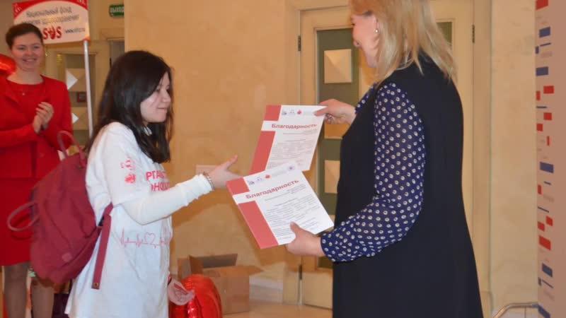 Катя Новожилова 8 А Кандидат в Управляющий совет