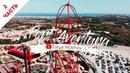 Ferrari Land - Port Aventure   Часть 2   Феррари Ленд   RED FORCE