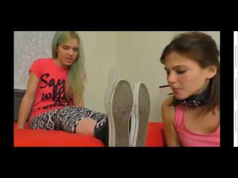 Skater Girl Feet Licking Feet Worship Feet Slave