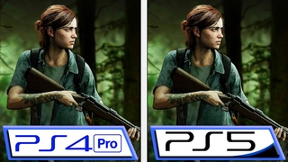 This would be The Last of Us Part II with NextGen Patch | PS4 Pro VS PS5 | Simulated Comparison