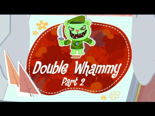 Happy tree friends - double whammy pt 2 (autopsy turvy) (tv ep #39)