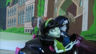 Чпокер Стоп Моушен / Hillywood parody Monster High