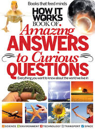 How It Works - Book Of Amazing Answers To Curious Questions Volume 1 - 2011