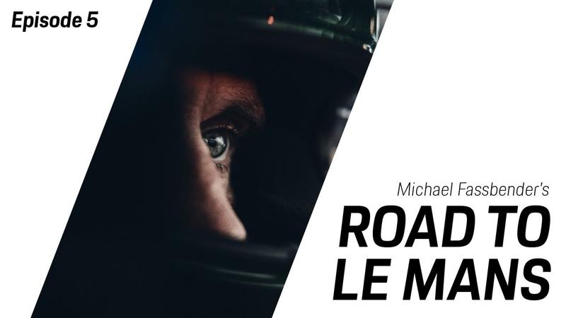 Michael Fassbender Road to Le Mans Season 2 Episode 5 Unfinished Business