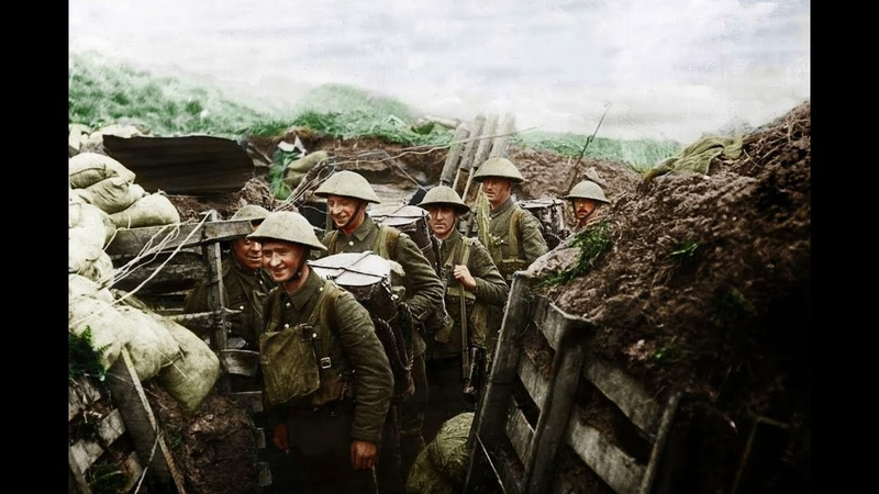 32 Minutes of Soothing Relaxing Meditating World War 1 Sounds for Studying and Thinking