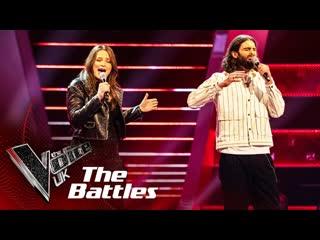 Lara anstead vs jonny brooks us (the voice uk 2020)