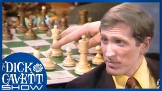 Bobby Fischer Gives Dick Cavett A Chess Crash Course   The Dick Cavett Show