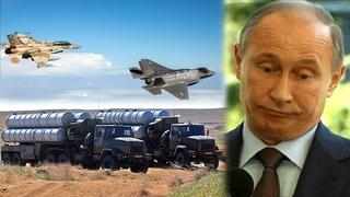 Израильское Стендап-шоу для путинских ПВО в Сирии