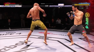 VBL 46 Middleweight Lyoto Machida vs Anderson Silva