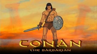 Conan The Animated