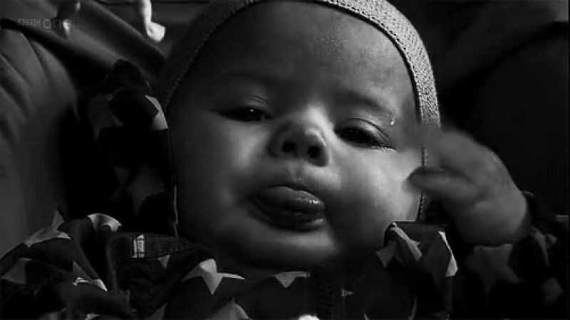 Гифы младенец
