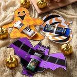 Хэллоуинская упаковка для батончиков — мастер-класс