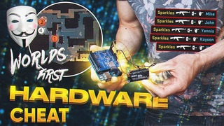 I bought a HARDWARE CHEAT for CS:GO (Worlds First?!)