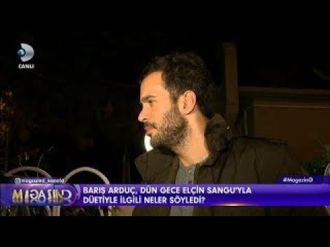 Barış Arduç, Elçin Sangu ile yaptığı düet için neler söyledi Magazin D 3 Kasım 2017