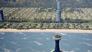 🌍 Линейные города UniCity / Linear City (UniCity)