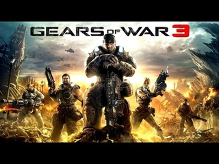 Gears of War 3 All Cutscenes (Game Movie) HD