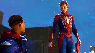 Jaden - On My Own (SCENE) - Spiderman Miles Morales [HD]