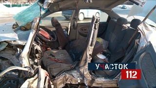 Разрезали авто, чтобы достать пострадавшего. На Чуйском тракте произошло серьёзное ДТП