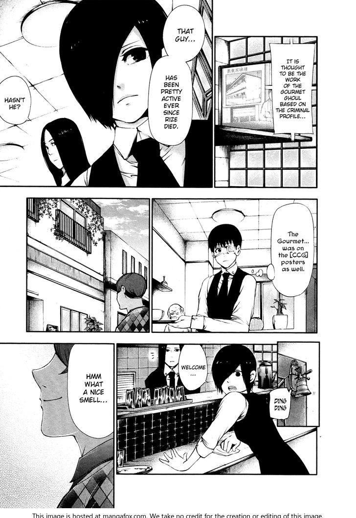 Tokyo Ghoul, Vol.4 Chapter 32 Gourmet, image #13