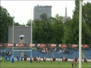 [HIGHLIGHTS] IRB Nations Cup 2014 - Day 2 - Russia-Romania