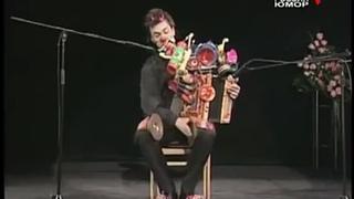 Геннадий Ветров - Человек-Оркестр