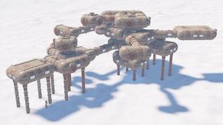 Rust - Подводные Лаборатории! Взгляд изнутри!