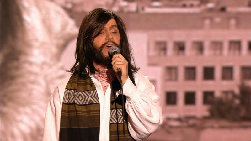 Filip Lato jako Czesław Niemen - Twoja Twarz Brzmi Znajomo