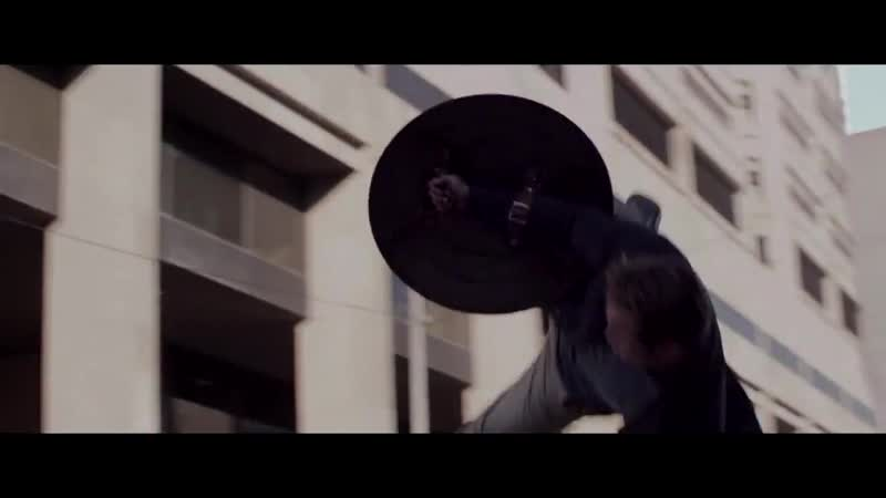 Первый мститель Другая война лучшие моменты Зимний Солдат − Баки Барнс