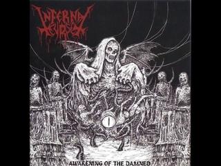 Infernal Curse - Awakening of the Damned (Full-length 2012)