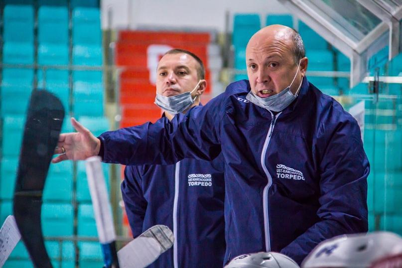 Олег Болякин вернулся на должность главного тренера «Торпедо»