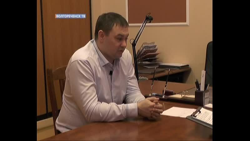 Открытый разговор. Гость программы и.о. директора Волгореченского промышленного техникума Иван Тюрников