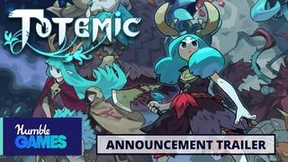 Totemic   Announcement Trailer