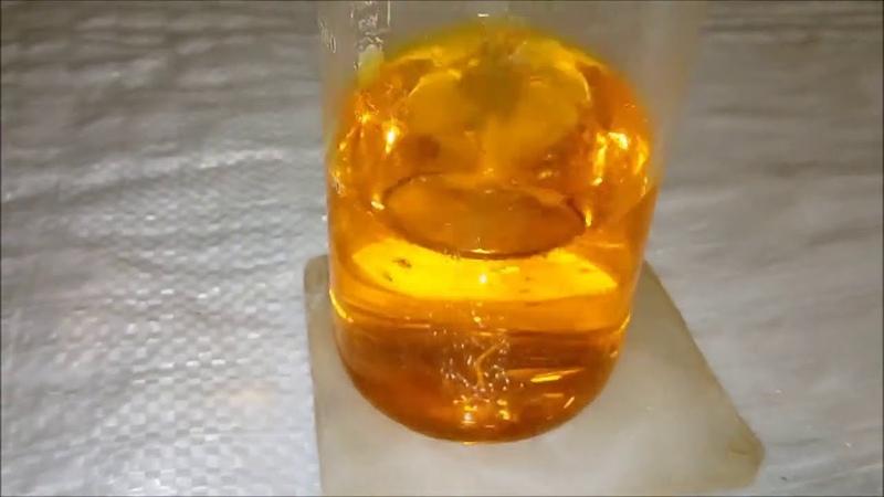 Аффинаж золота Потери золота Гашение азотки Восстановление золота