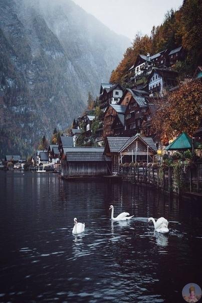 Идеальный пейзаж