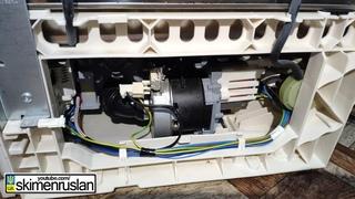 Ремонт посудомоечной машины ИНДЕЗИТ - замена циркуляционного насоса