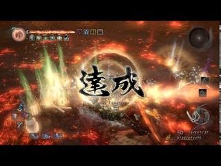 Nioh 999 floor of the abyss. Holy Trinity build: Susano+Tatenashi+Kigetsu. Read description.
