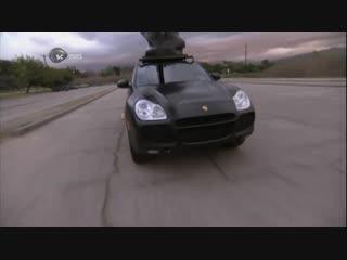 Как снимают автомобильную рекламу