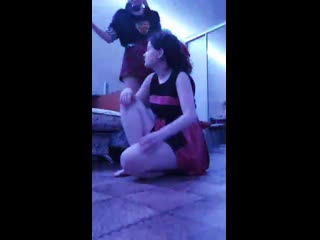 Periscope  girls truth or dare kissing party