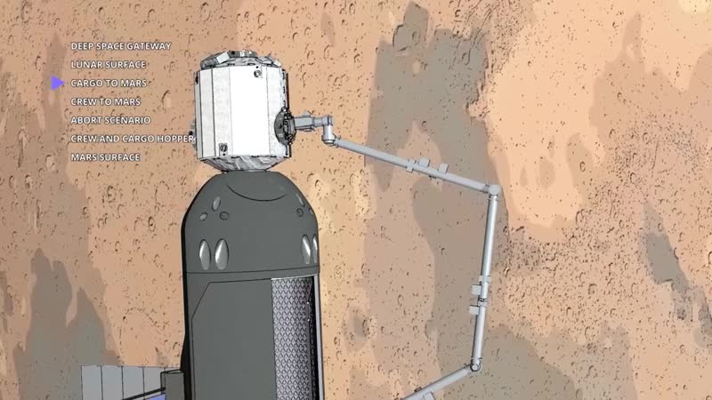 Hercules - NASA SACD single-stage reusable lander for Mars - full presentation