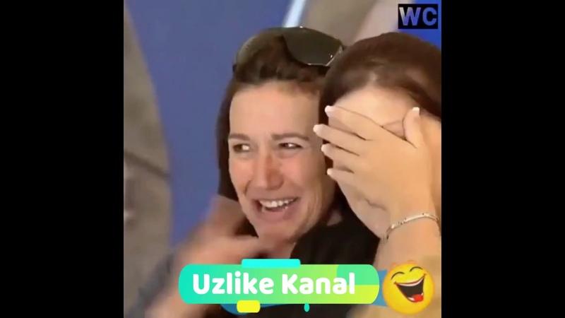 Turk Aktyori Uzbek Aktrisasiga nima deyapti Prikolar to`plami