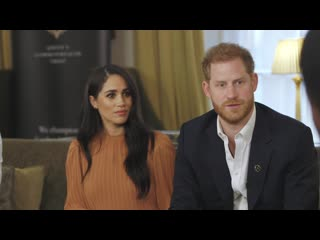 Qct in conversation with our president and vice president, the duke and duchess of sussex