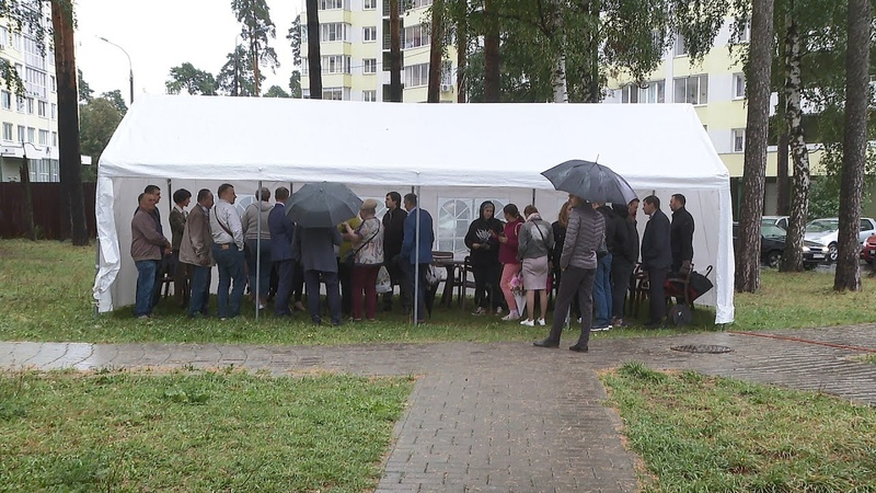 На улице Высоковольтная прошла «Школа ЖКХ».