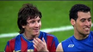 Season 2009/2010. Los hombres de Pep. La muralla Culé