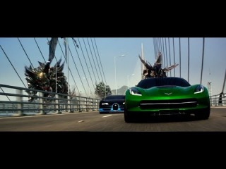 """TRANSFORMERS: AGE OF EXTINCTION - Official """"Help"""" TV Spot #8 (2014) [HD]"""