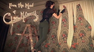 Restoring 100+ Year Old Wallpaper - From the Mind of Christine McConnell