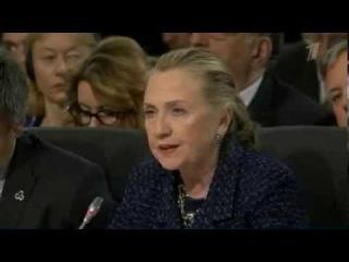 Хиллари Клинтон: развитие России не допустимо!