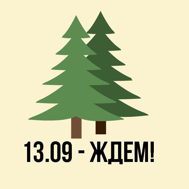 Афиша Омск Высади аллею своими руками - Осень 2020