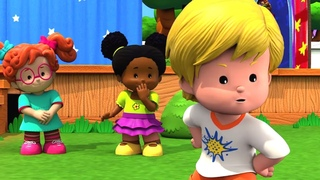Sometimes Enough is Enough! ⭐️ Little People ⭐️ S1 Episode 13 | Cartoons for Kids
